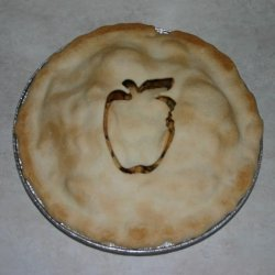 Cousin Jim's Amazing Apple Pie recipe