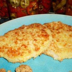 Fried Potato Patties recipe