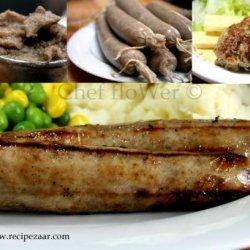 Old Fashioned English Breakfast Sausage (Or Sausage Patties) recipe