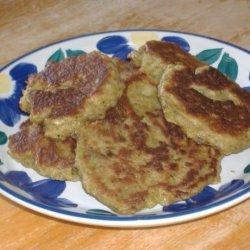 Eggplant (Aubergine) Patties recipe
