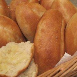 Mexican Bolillos, Crusty oval rolls recipe