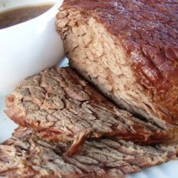 Crock Pot Roast Beef With Gravy recipe
