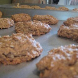 Vegan Banana Oat Cookies recipe