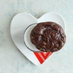 Chunky Brownie Cookies recipe