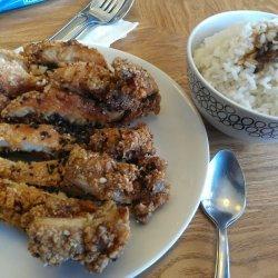 Chicken Breast Supreme recipe