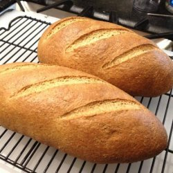 Russian Rye Bread for the Bread Machine recipe
