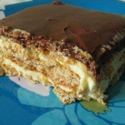 No Bake Chocolate Eclair Taste-A-Like recipe