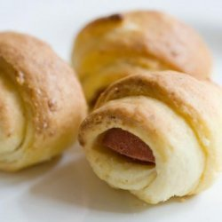 Pigs in a Blanket (From Scratch) recipe