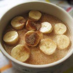 Bananas With Coconut Milk (Gluten Free) recipe