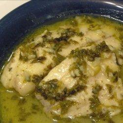Gulf Coast Garlic /Butter /Wine Fish recipe