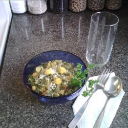 Kale and Bean Soup recipe