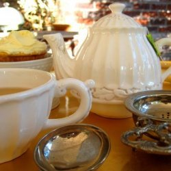 The Perfect Pot and Cup of English Tea! recipe