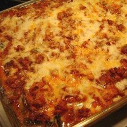you'll Never Miss the Noodles  Lasagna recipe