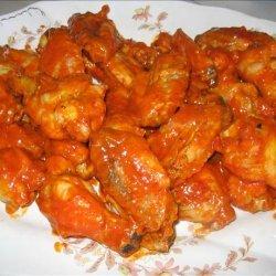 Applebee's Chicken Wings recipe