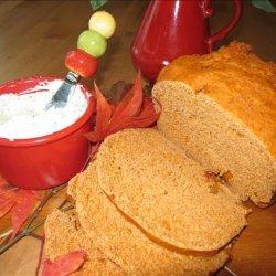 Tomato Bread - Bread Machine recipe