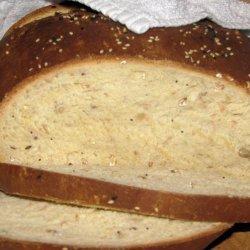 Rustic Country Sourdough Bread recipe
