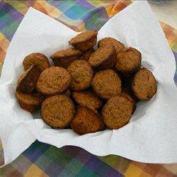 Low Fat Carrot Bran Muffins recipe