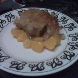 Camie's Easy Peach Cobbler recipe