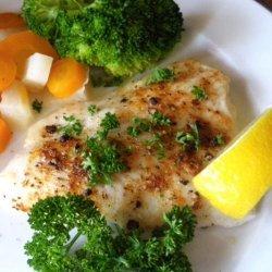 Mep's Easy, Tasty Tilapia recipe