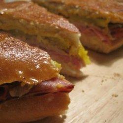 Cuban Sandwich - a Tampa Classic! recipe
