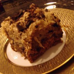 German Chocolate Cake Squares recipe