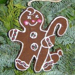 Non Food Cinnamon Ornaments recipe