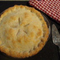 Crock Pot Pot Pie recipe