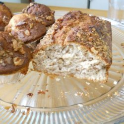 Super Moist Banana Nut Muffins recipe