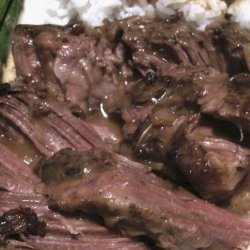 Ginger Ale Roast Beef recipe