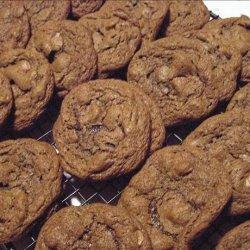 Double Chocolate Dream Cookies recipe