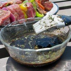 Buck's Beef Kabob Marinade recipe