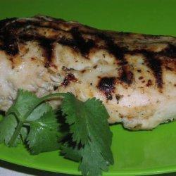 Tarragon Lime Chicken Breast recipe