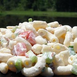 BLT Macaroni Salad recipe