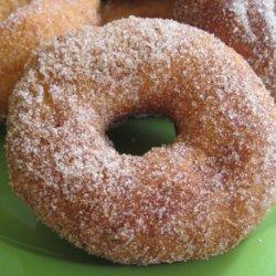 Mom's Cheat Doughnuts recipe