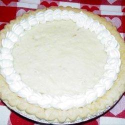 Rosie's Pineapple Cream Pie recipe