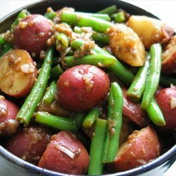 Potato and Green Bean Salad With Balsamic Vinaigrette recipe