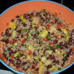 Black Bean Cous-Cous Salad recipe