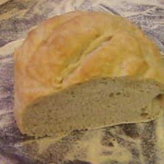 Simple Crusty Bread recipe