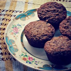 Leftover Cooked Oatmeal Muffins recipe