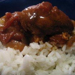 Mole Poblano Chicken recipe