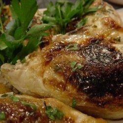 Garlic Lemon Chicken Breasts recipe