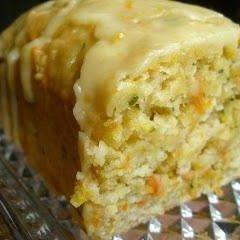 Zucchini Orange Bread recipe