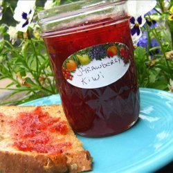 Kiwi Strawberry Daiquiri Jam recipe