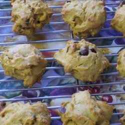 Egg Free Pumpkin Chocolate Chip Cookies recipe