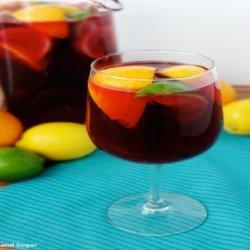 The Best Sangria recipe
