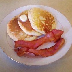 Cracker Barrel Buttermilk Pancakes recipe