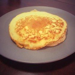 Grandma's Buttermilk Pancakes recipe