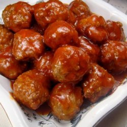 Always Perfect Sweet and Sour Meatballs recipe