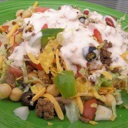 Mexican Chef Salad recipe