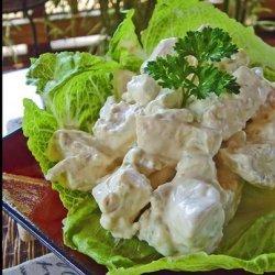 Junior's White Meat Chicken Salad recipe
